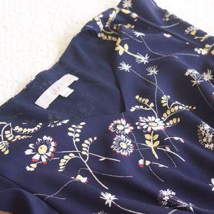 Loft Casual Floral Dress (XSP)